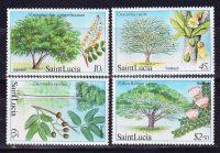 1984 Сент-Люсия. Лесные ресурсы. [imp-13616_abr] 18