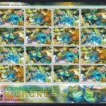 2005 Доминика. Вымирающие виды - Колибри. [imp-13625_abr] 3