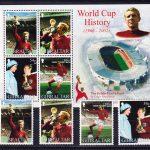 1996 Гибралтар. Чемпионат Европы по футболу, Англия [imp-14014_abr] 3