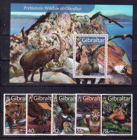 2007 Гибралтар. Доисторическая дикая природа Гибралтара [imp-14018_abr] 15