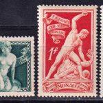 1946 Монако. День марки [imp-14151] 3