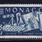1948 Монако. 180 лет со дня рождения Франсуа-Жозефа Бозио, 1769-1845 - Скульптуры [imp-14150] 4