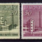 1964 Албания. Олимпийские игры  - Токио, Япония [imp-14170] 4
