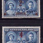 1939 Ньюфаундленд. Королевский визит [imp-14177] 4