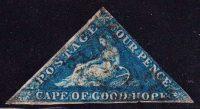 1852-1859 Мыс доброй надежды. Надежда [imp-14204_gt] 2