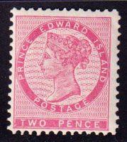 1862-1868 Остров Принца Эдуарда. Королева Виктория [imp-14212_gt] 28
