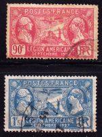 1927 Франция. Американский легион во Франции [imp-14224_gt] 7