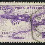 """1934. Франция. Серия """"Луи Блерио"""""""