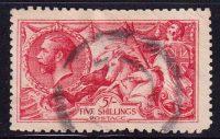 1918 Великобритания. Король Георг V [imp-14260] 19