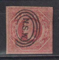 1854-1855 Новый Южный Уэльс. Королева Виктория [imp-14269] 35