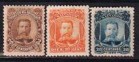 1895 Сальвадор. Генерал Антонио Эзет [imp-14276] 17