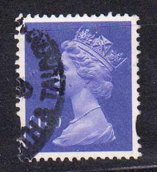 1995 Великобритания. Королева Елизавета II. 1 £ [imp-14286] 1