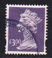 1999 Великобритания. Королева Елизавета II. 3 £. [imp-14290] 26