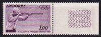 1972 Андорра. Олимпийские игры  - Мюнхен, Германия [imp-14305] 30