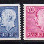 1967 Швеция. Собор Упсалы [imp-14322] 4