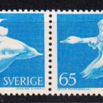 1971 Швеция. Безопасность дорожного движения [imp-14333] 4