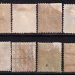 """1892-1896 Индокитай. Надпись: """"ИНДО-КИТАЙ"""" - Цветная бумага. [imp-14368_gt] 3"""