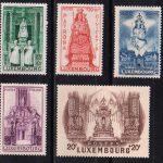 1945  Люксембург. Жертвы войны [imp-14443] 5