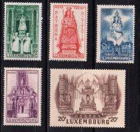 1945 Люксембург. Богоматерь Люксембурга [imp-14442] 23