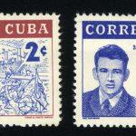 """1945. Куба. """"Луис де лас Касас, епископ Луис Мария Пеньальвер"""", * [15179] 2"""