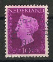 "1947. Нидерланды. Серия ""Королева Вильгельмина"", 1/13, (•) [15195] 14"