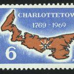 """1954. Канада. Серия """"Национальная неделя дикой природы. Odobenus rosmarus, Castor canadensis"""", 2/3, * [15263] 3"""