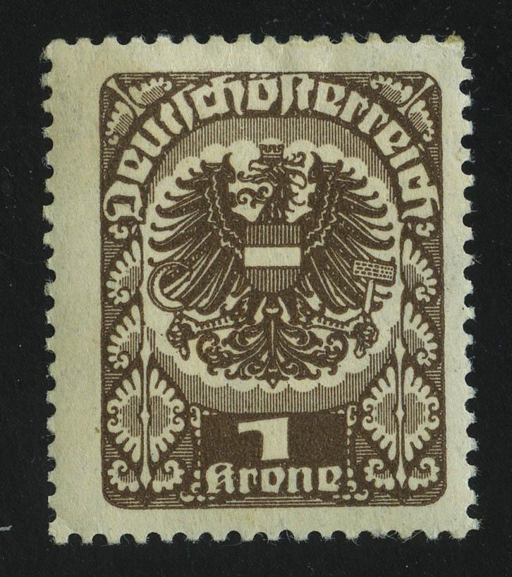 1920. Австрия. Герб, * [AT352] 1