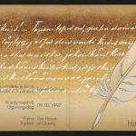 """1990. Германия (ФРГ). Блок """"10-я Международная выставка молодежных марок"""", 102 x 165 мм, ** [DE1346_1] 2"""