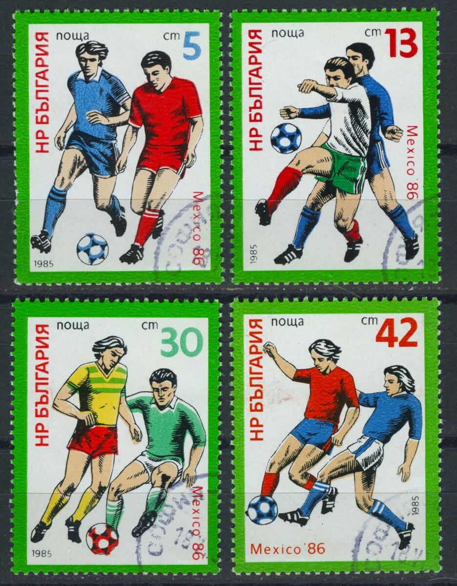 Чемпионат мира по футболу - Мексика, 1986
