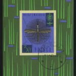 "1994. Мадагаскар. Блок ""Насекомые. Goliathus goliathus"", 100 x 70 mm, (//), ** [MG1729] 2"
